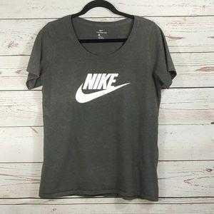 Women's Grey Nike Tee